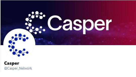 【5/10付更新】COINLIST コインリスト/CASPER キャスパー$CSPR 購入後のリリーススケジュール